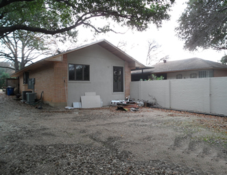 Home Remodel Before Photo