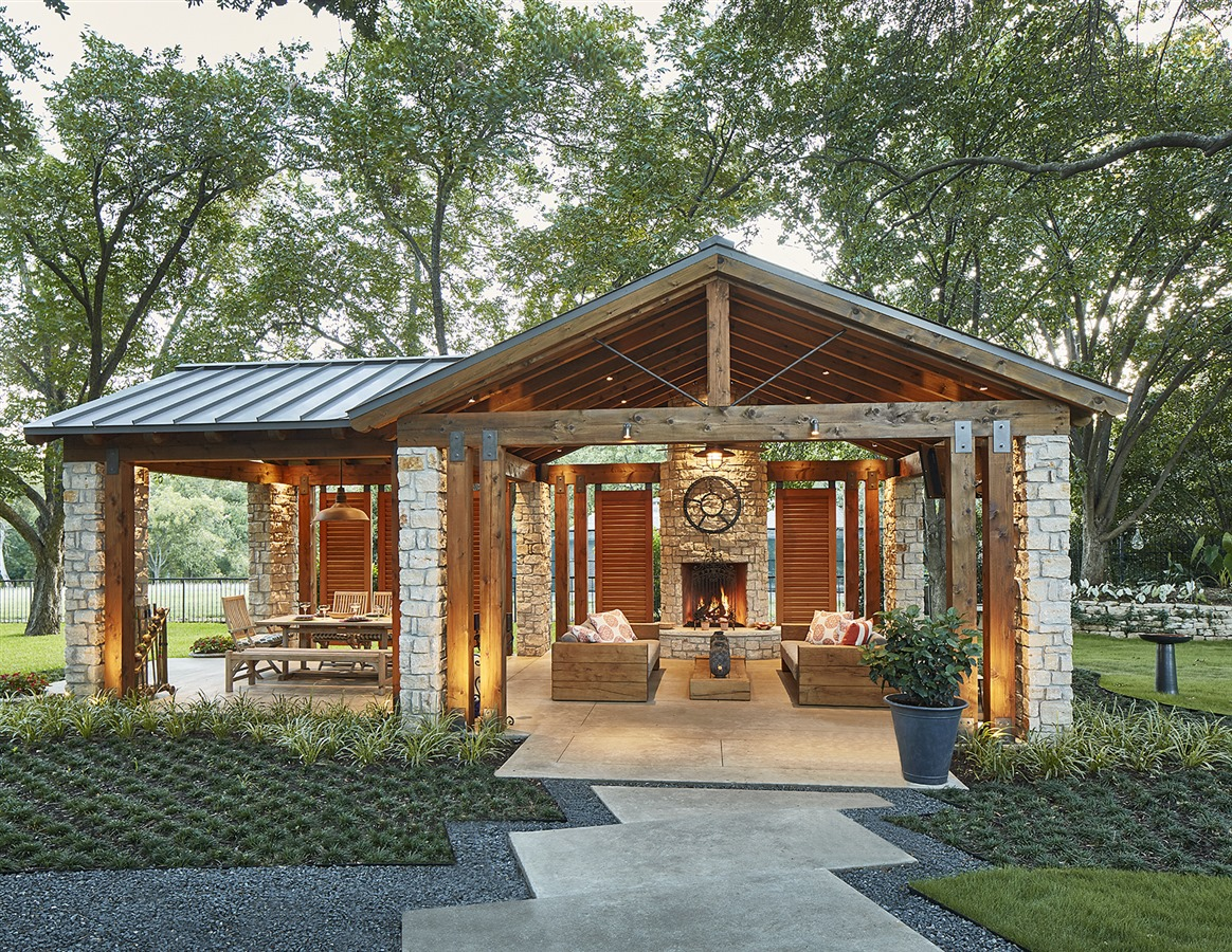 Outdoor Living Space Capital Renovations Group