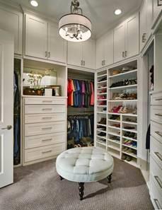 Custom Closet Design Dallas