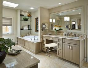 Design/Build Bathroom Remodel